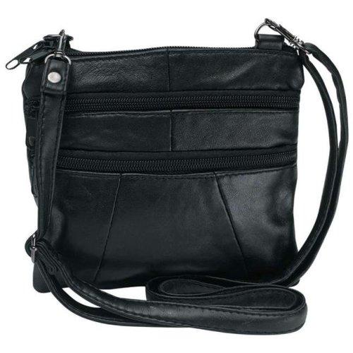 Embassy LUPRSSM2 Small Genuine Leather Purse
