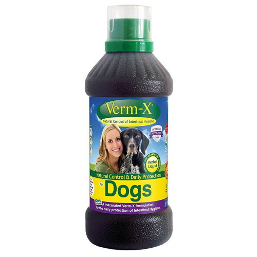 Verm- X Liquid For Dogs 1litre