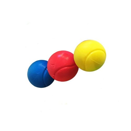 E-Deals Soft Tennis Balls - Pack of 3 Assorted Colours