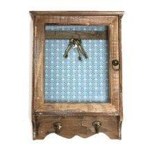 Summer Retro Daisy Key Cabinet