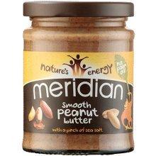 Meridian Smooth Peanut Butter + Salt - 280g
