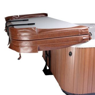 Cover Valet Cover Caddy (undermount), Cover Lifter for Spas and Hot Tubs