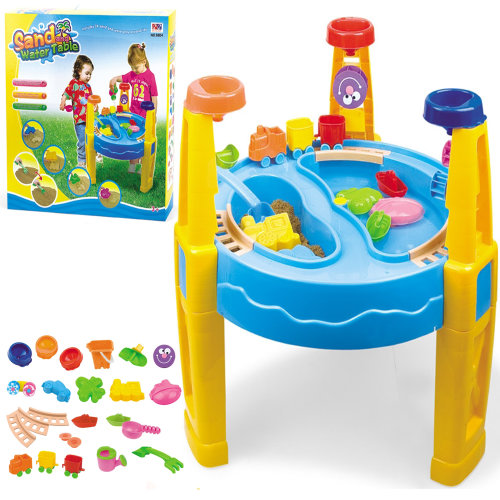 28 Pieces Children's Sand and Water Table
