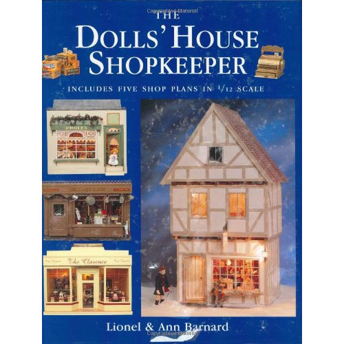The Dolls' House Shopkeeper