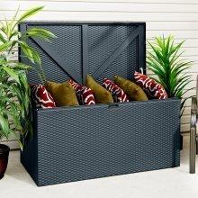 Metal Deck Box Anthracite