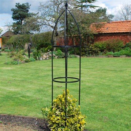 4mm x 13mm Steel Garden Obelisk