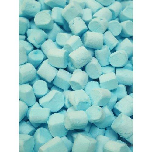 Mini Blue Raspberry Marshmallows Halal Sweets