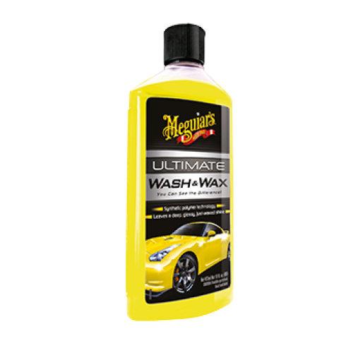 Meguiar's Ultimate Wash & Wax 473ml
