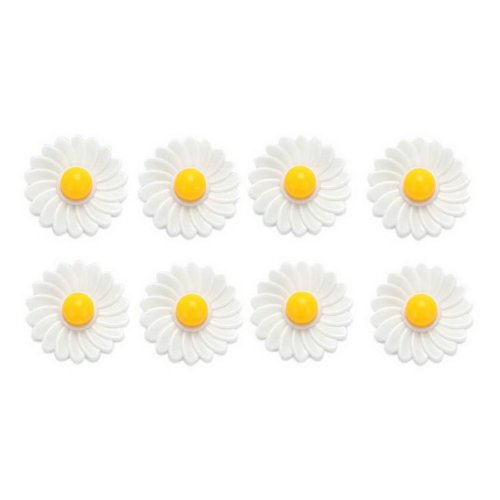 8 Pcs Daisy Buckles And Long Pins Set Household Non-slip Quilt Bedding Fasteners