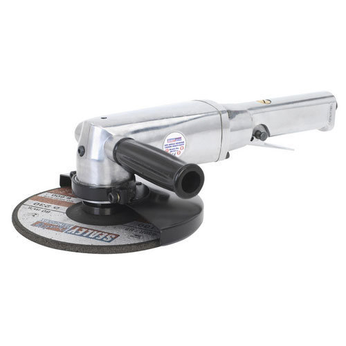 Sealey SA151 Diameter 180mm Heavy-Duty Air Angle Grinder
