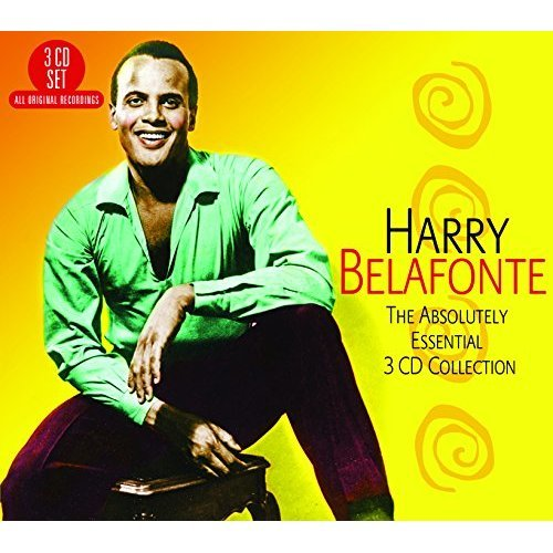 Harry Belafonte - The Absolutely Essential 3 CD Collection [CD]