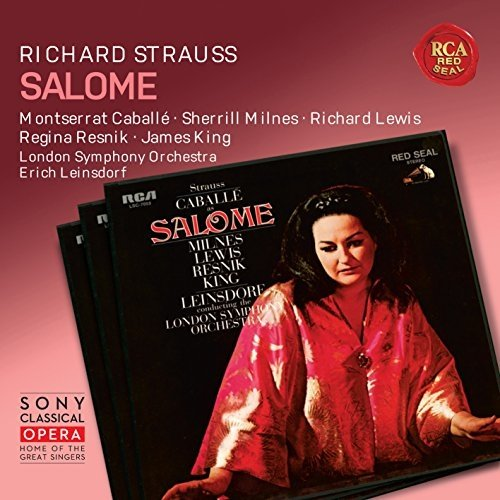 Erich Leinsdorf - Strauss: Salome [CD]