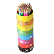 Cute Wood Colored Pencil with 36 Different Colors Assorted Colors (36/Set)