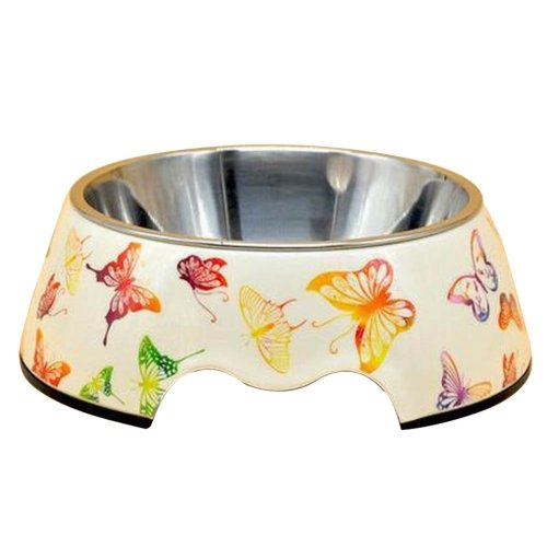 Pet Feeding Supplies Cat or Dog Feeding Bowl Food Bowl(#09)
