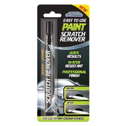 Car Pride Scratch Remover Pen - For Use On Any Colour Vehicle