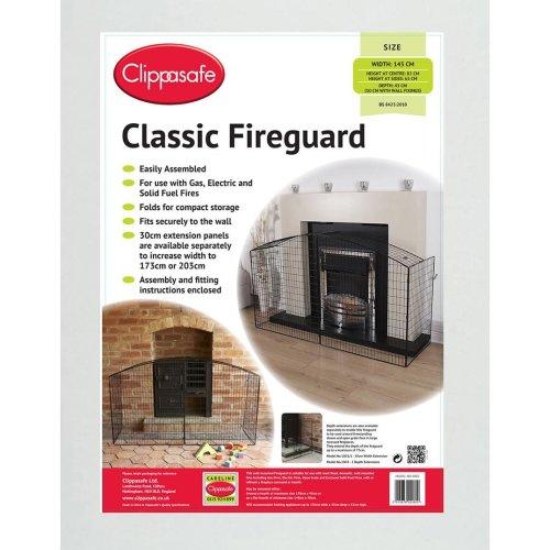 Clippasafe Classic Fire Guard