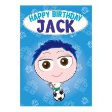 Birthday Card - Jack