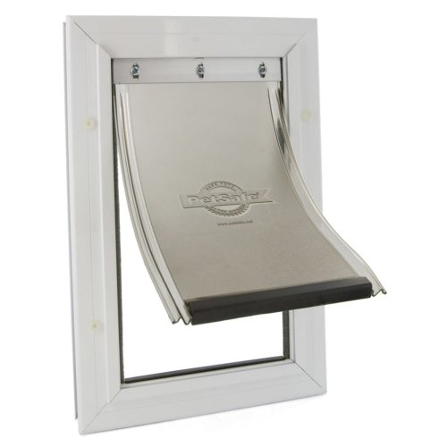 PetSafe Pet Flap 600 Aluminium <7 kg 5013