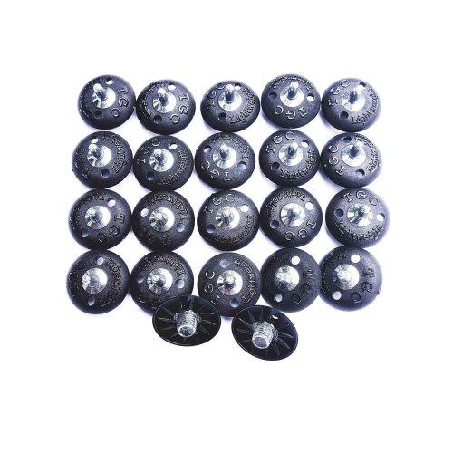 Champ Grip-Tek Golf Spikes 6mm Thread