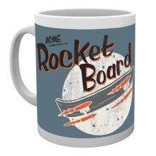 Looney Tunes Rocketboard Mug