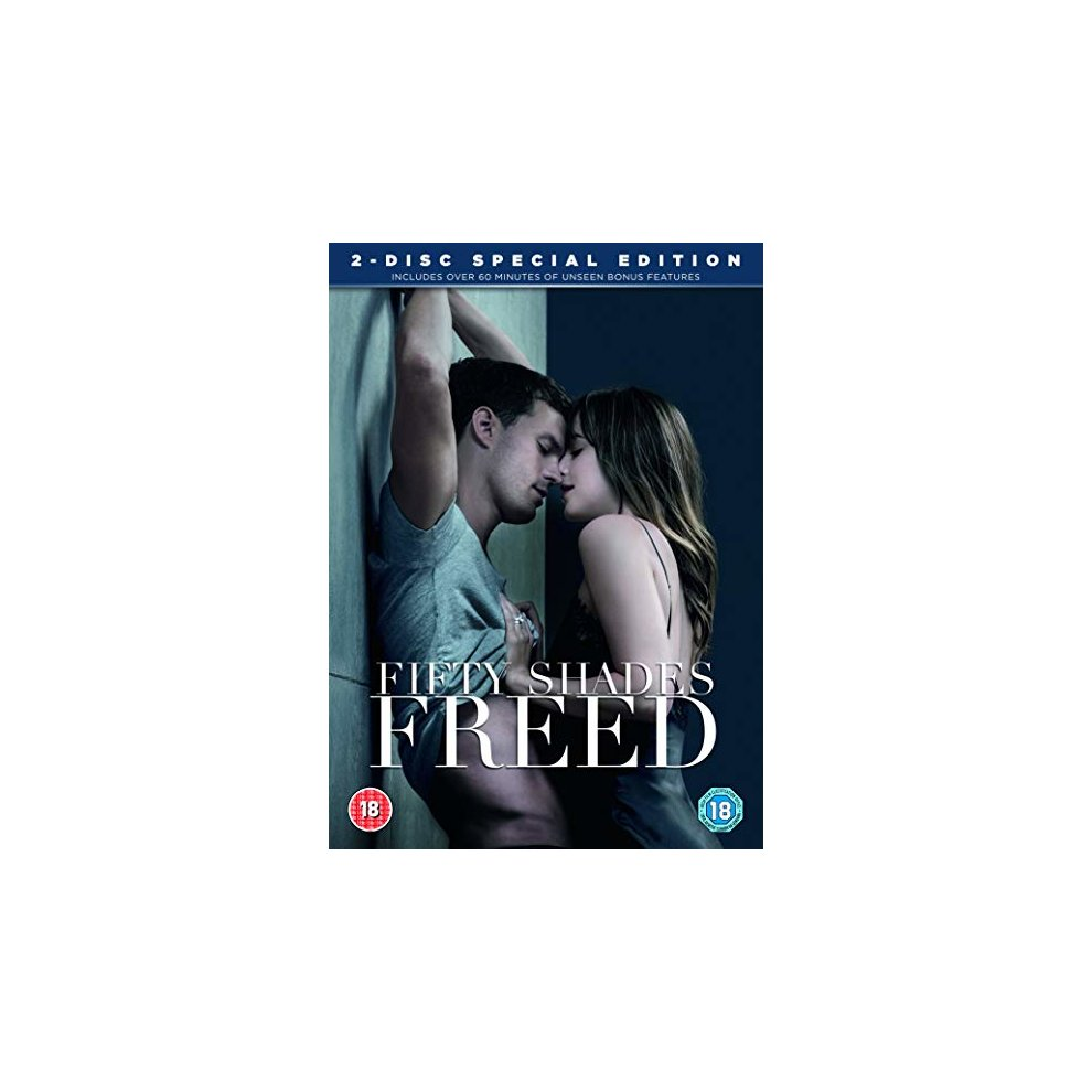 FIFTY SHADES FREED DVD And BONUS DISC And DI [DVD]