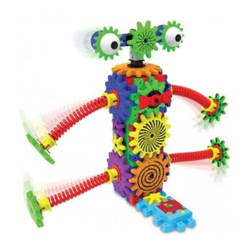 The Learning Journey 432662 Techno Gears - Wacky Robot