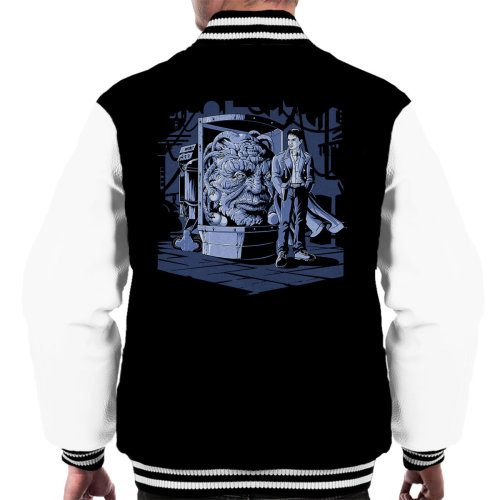 Doctor Who Old Acquaintances Men's Varsity Jacket