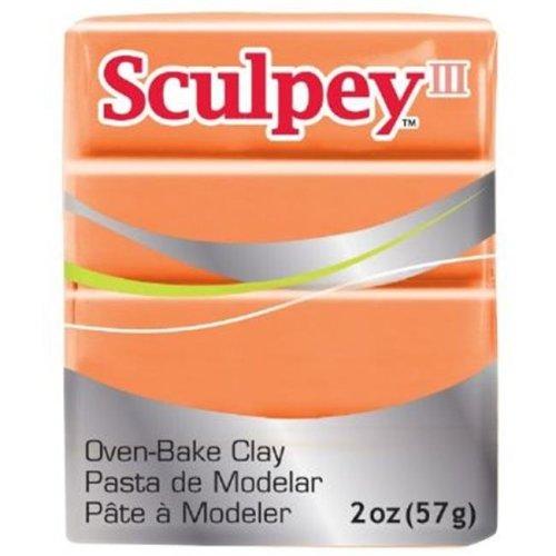 Polyform S3021634 Polymer Clay Just Orange
