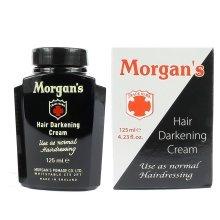 Morgan's Hair Darkening Cream Jar 125ml