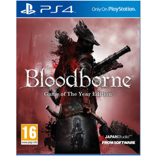 Bloodborne Game of the Year Edition PS4 Game