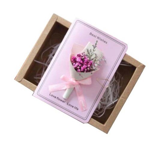 Unique Thank You Card With Gift Boxes And Gift Bag For Mother's Day