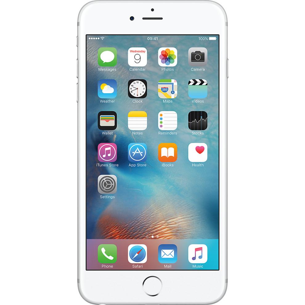 Vodafone, 64GB Apple iPhone 6s Plus Silver