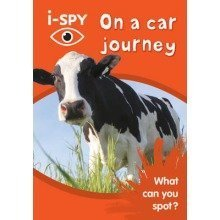 Collins Michelin I-spy Guides: I-spy on a Car Journey: What Can You Spot?
