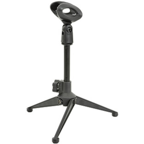 Mini Foldable Tripod Desk Microphone Stand