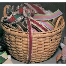 """Blue Ridge Basket Kits-Grans Cotton Basket 9.5""""X7"""""""
