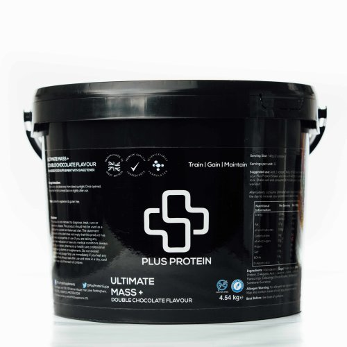 Plus Protein Ultimate Mass+ 4.5kg