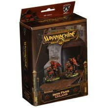 Privateer Press Warmachine: Khador Iron Fang Uhlan Unit Box Model Kit