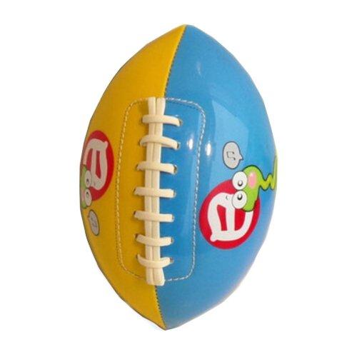 [YELLOW Snake] Cute Constellation/Zodiac Kids/Toddles Mini Football, Size 2