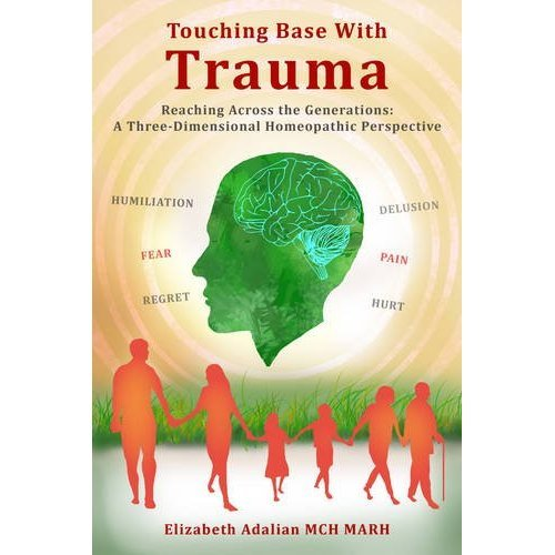 Touching Base with Trauma - Reaching Across the Generations: A Three-Dimensional Homeopathic Perspective