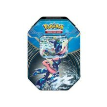 Pokemon XY 2014 Kalos Power Tin Greninja-EX