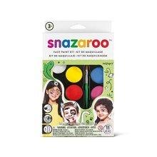 Snazaroo Unisex Hangpack - Face Kit Paint Rainbow Painting Palette -  face snazaroo kit paint rainbow painting unisex palette