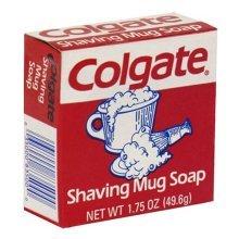 Colgate Shaving Mug Soap - 1.75 oz