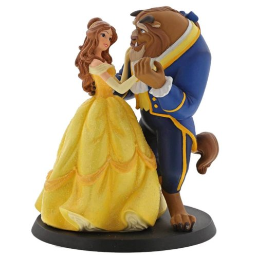 Disney Belle Wedding Cake Topper