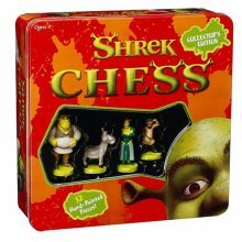 Shrek Chess Game