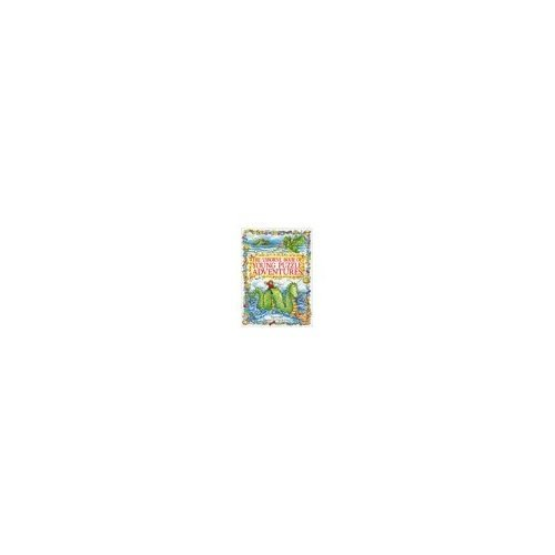 Usborne Book of Young Puzzle Adventures (Usborne young puzzle adventures)