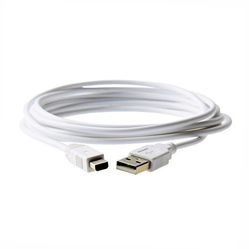 MP power @ USB Charging Cable 1 meter for Nintendo Wii U wii u