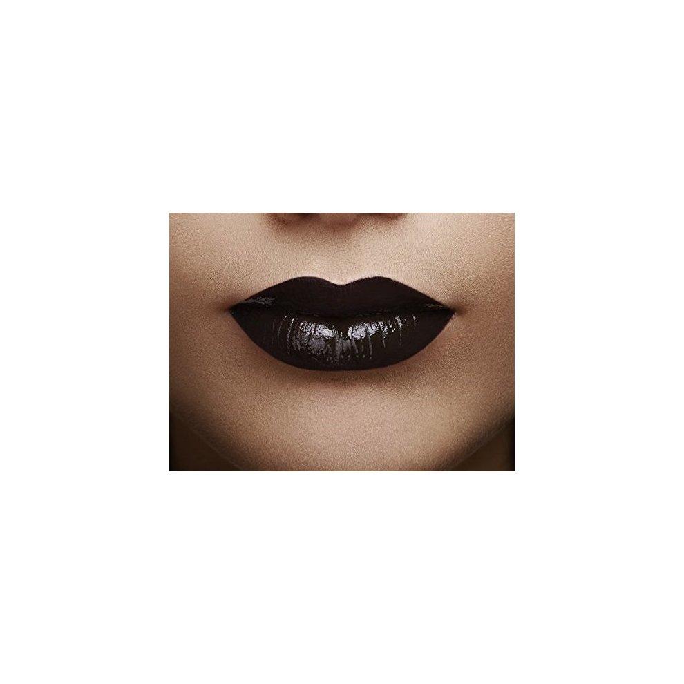 4b1e40eed819b ... L'Oreal Paris Infallible Vampies Lip Paint, Black Widow 113 - 5. >