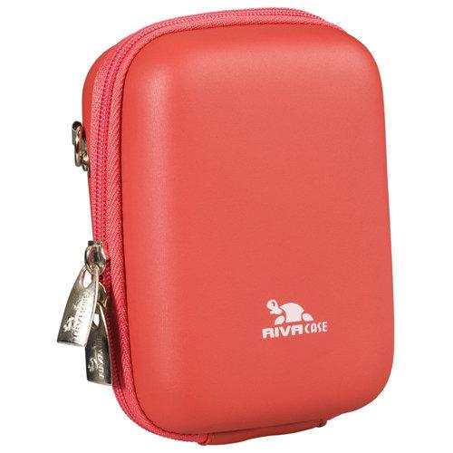 Rivercase Riva 7024 PU Digital Camera Case -  Red