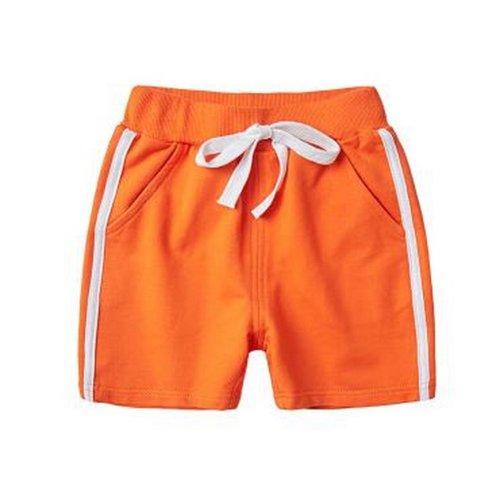 Baby Boy Short Pants Cute Short Pants for Summer Suitable for 130cm [B]