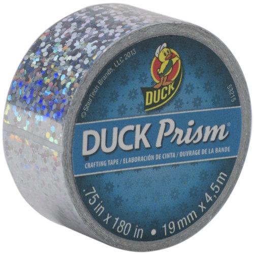 """Prism Mini Duck Tape .75""""X15'-Squares"""